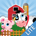 Farm Animals Free: Games, Videos, Books, Photos & Interactive Play & Learn Activities for Kids from